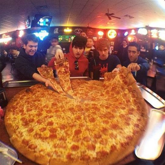 Holy Mother Of Pizza