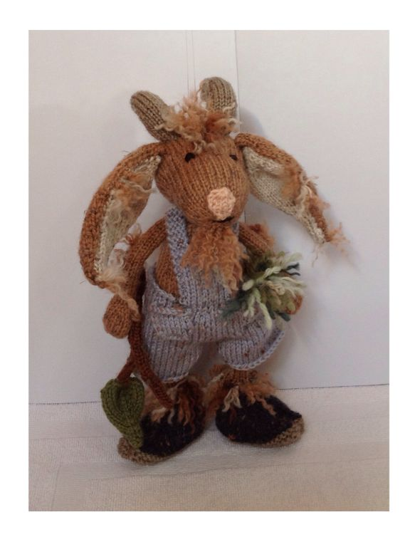 Billy the Goat via Craftsy