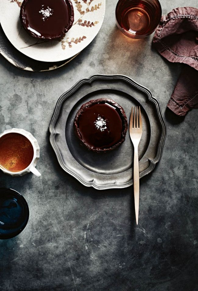 Recipe: Salted caramel tarts by Black Star Pastry: Owner and pâtissier of Black Star Pastry Christopher Thé shares his salted caramel tart recipe with Vogue Living.