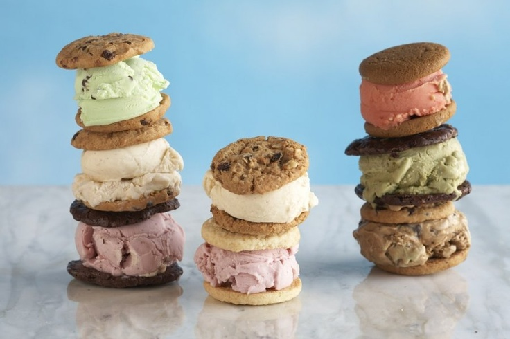 Coolhaus Ice Cream Sandwiches - And some people still eat Fudgie the Whale??