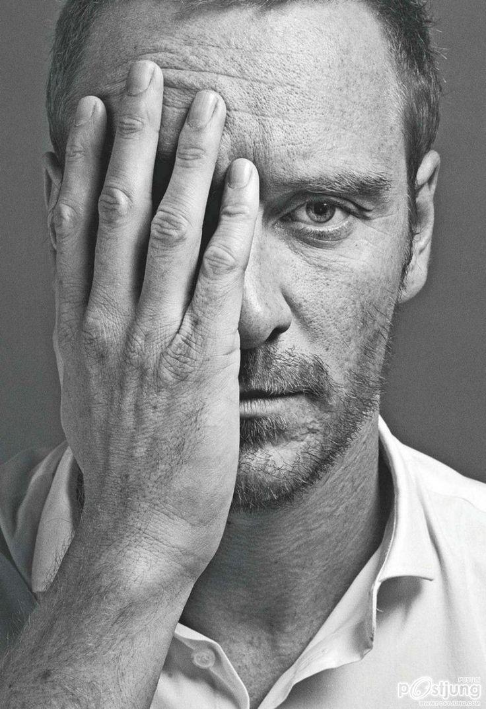 Michael Fassbender by Nicolas Guerin ,magneto