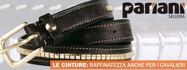 Cinture Pariani