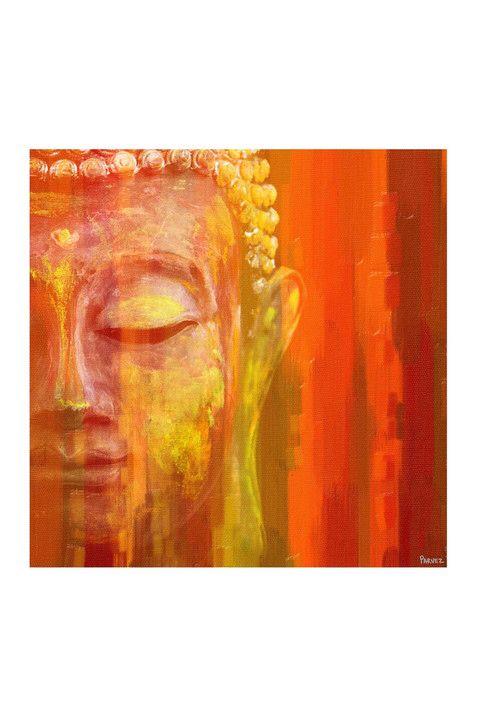 "Buddha Wall Art - 32"" x 32"""