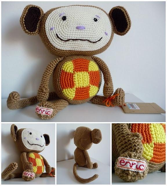 Oliver baby tv crochet toys pinterest