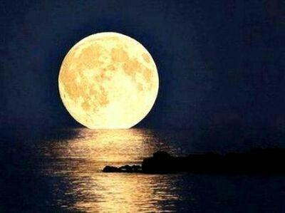 Grande luna