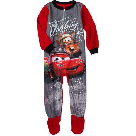 Disney - Baby Boys' Cars Blanket Sleeper, Black
