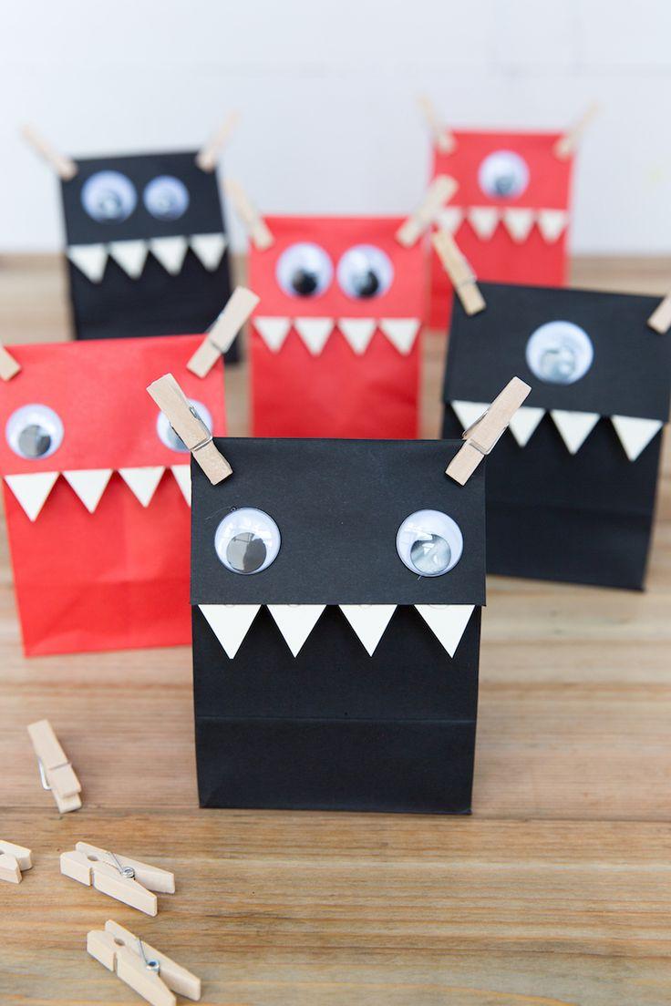518 best Halloween Crafts for Kids images on Pinterest