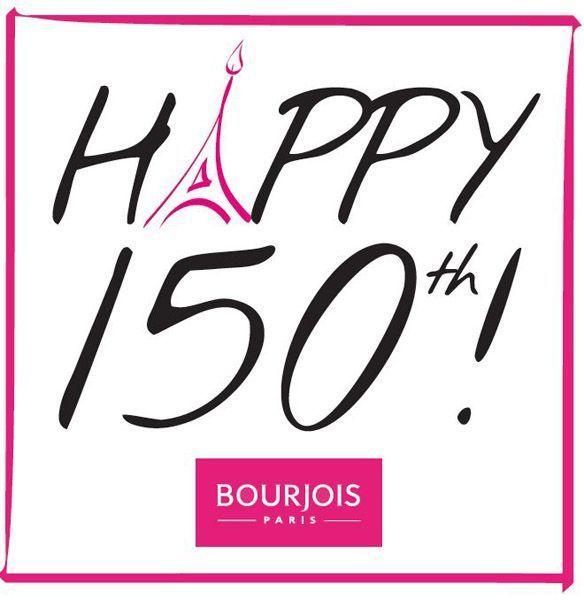 150 Years of Bourjois Cosmetics (France)
