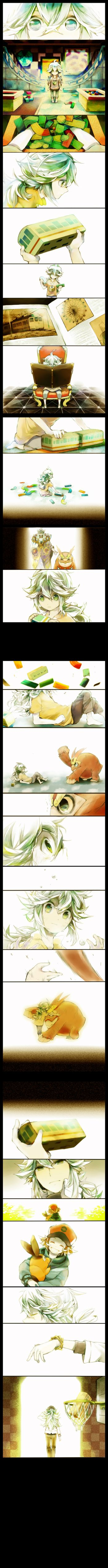 N Harmonia / Pokemon BW