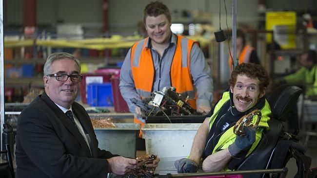 AN Adelaide company providing work for the intellectually disabled needs a private-investment saviour to rescue it before commercial competition and government restrictions force it to close with the loss of 140 jobs.