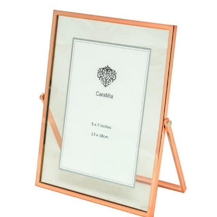 caramia rose gold photo frame m home sweet home pinterest photos rose gold and frames. Black Bedroom Furniture Sets. Home Design Ideas