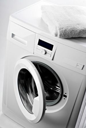 how to deodorize washing machine