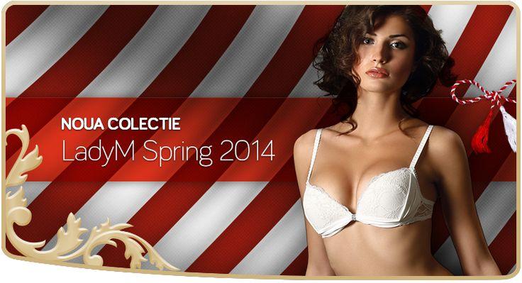 Campanie LadyM.ro Spring 2014