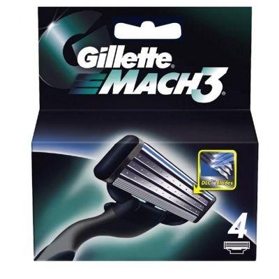 Gillette Mach3 Barberblade