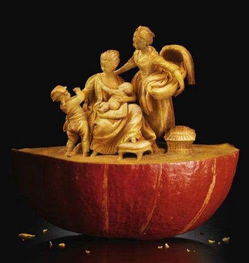 Pumpkin Carving!!  (1) Food Art - Gallery | eBaum's World