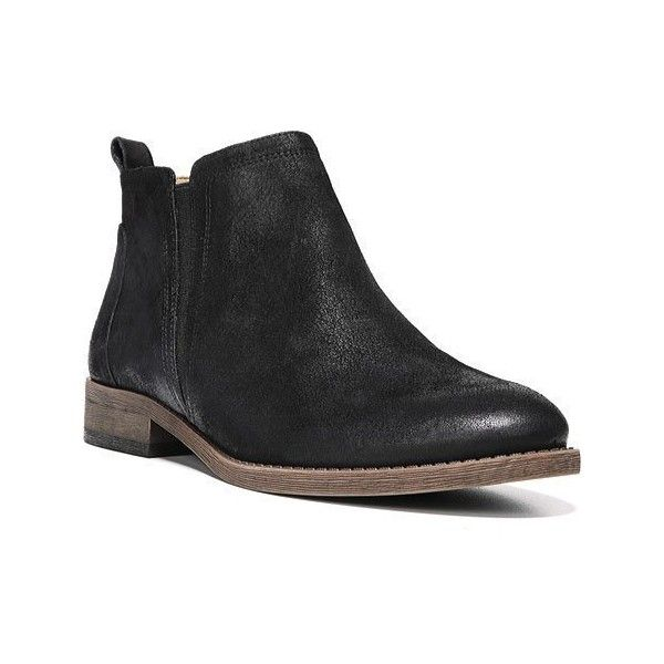 Franco Sarto Women's L-hancock Ankle Bootie ($99) ❤ liked on Polyvore featuring…