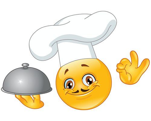 Chef Smiley - Facebook Symbols and Chat Emoticons