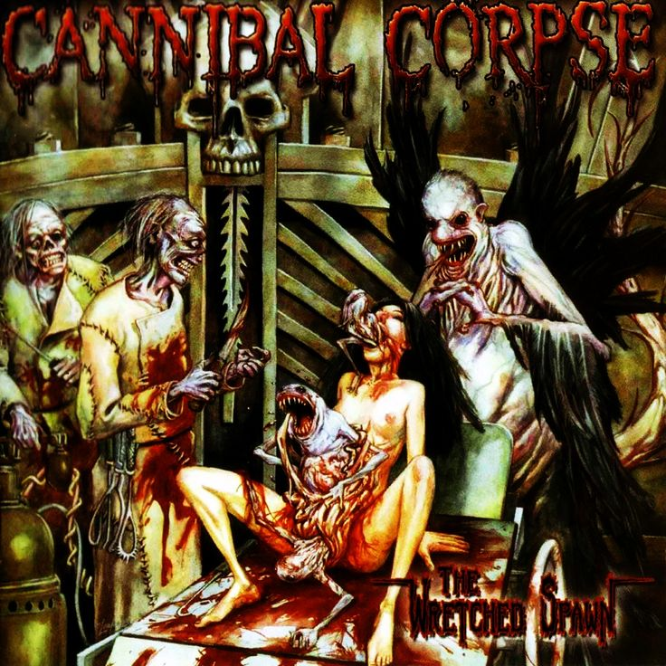 Cannibal Corpse - The Wretched Spawn (2004)
