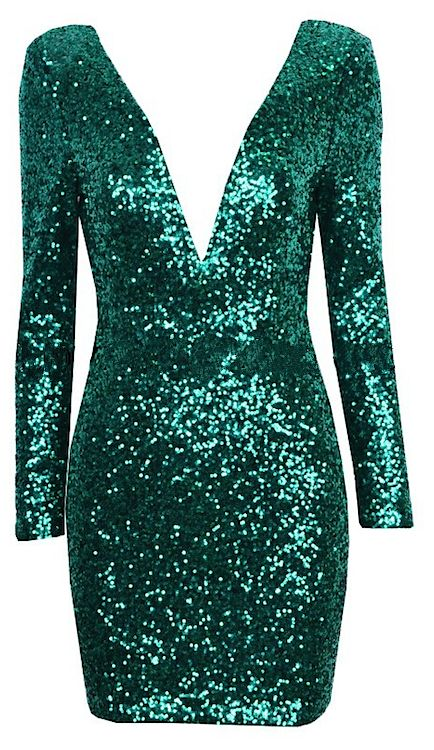 1000  ideas about Sequin Dress on Pinterest  Sparkly dresses ...