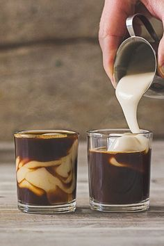 Vietnamese Iced Coffee A dairy-free version of this bold and exotic coffee. Via So Delicious