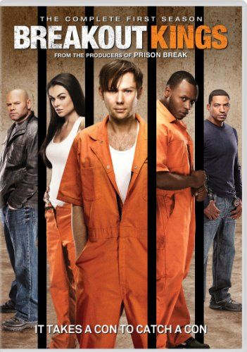 Breakout Kings: easily one of my favorite shows. So glad I've found the time to catch up!
