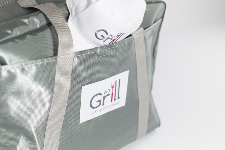 The bag to carry the WeGrill anywhere you want. www.wegrill.eu #wegrill