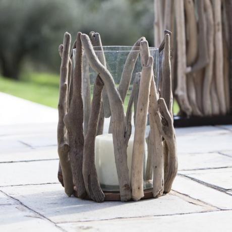 Lantern Corbin #loberon #driftwood – #Corbin #loberon #driftwood