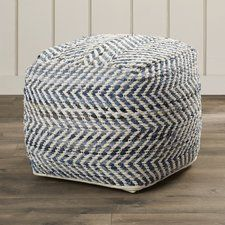 Square Ottomans & Poufs You'll Love | Wayfair