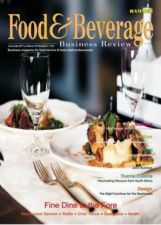 Food & Beverage Business Review - June July 17