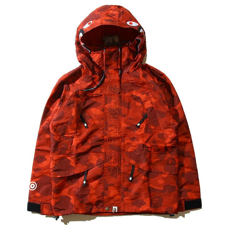 BAPE X MMJ RED CA... http://www.jakkoutthebxx.com/products/male-blazer-embroidery-dark-purple-camo-shark-bomber-jackets-windcheater-sweatshirt-boys-waterproof-shark-hoodie-camouflage-coat-red?utm_campaign=social_autopilot&utm_source=pin&utm_medium=pin #newclothingline #shoppingtime  #trending #ontrend #onlineshopping #weloveshopping #shoppingonline