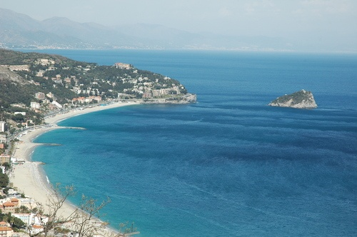 Spotorno Liguria Italy