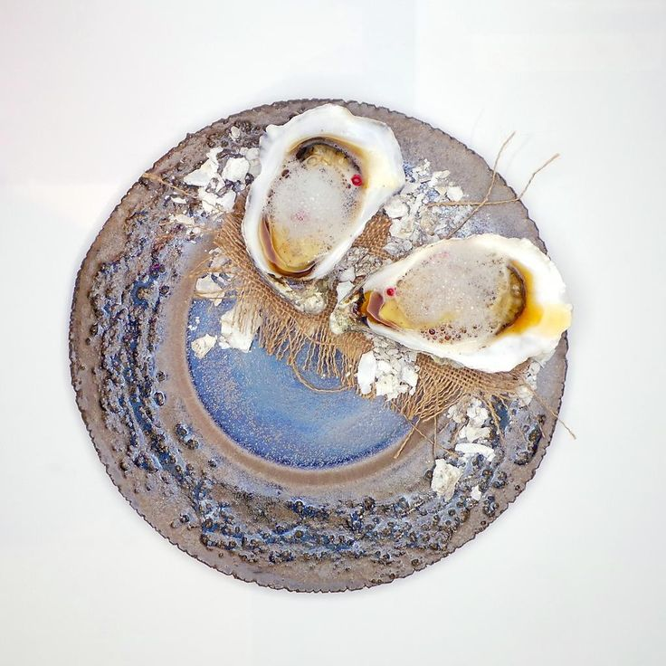 Joachim Wissler (Vendôme) - Gillardeau oester met witbier gekroond by