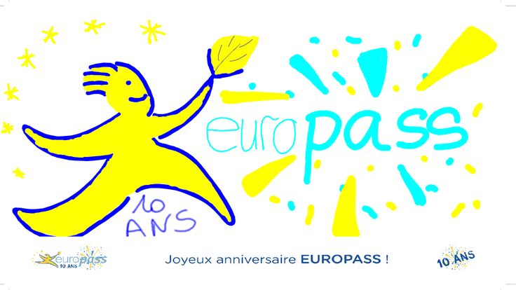 #Europass10Years Join the party! #Europass #conferasmus