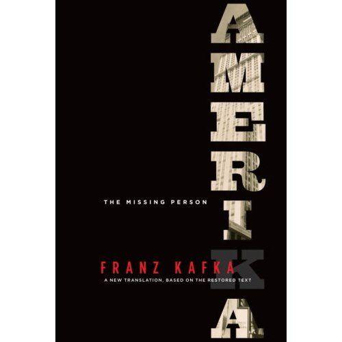 Mark Harman's new translation of Franz Kafka's unfinished first novel, Amerika