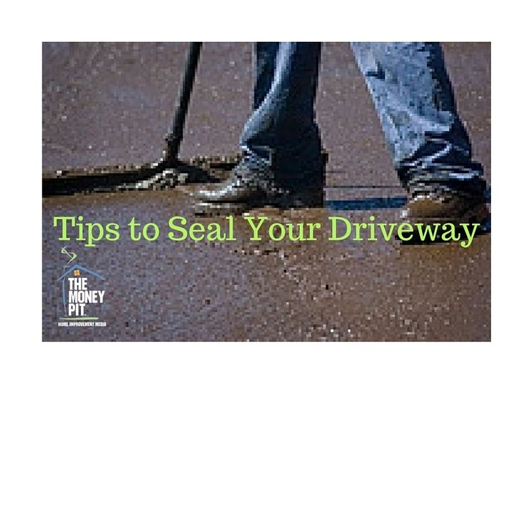 #Driveway Sealing and Repair:  Easy Tips for Great Results
