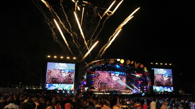 Celebrate the finale of the BBC Proms, with live music, fireworks and cheery sing-alongs in Hyde Park with BBC Proms in the Park. 9 Sep