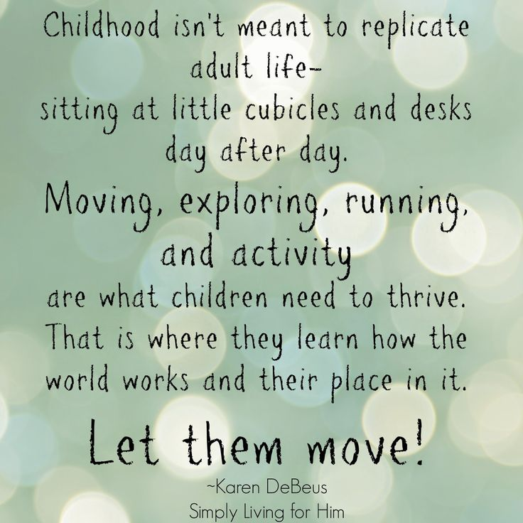 Quotes About Kids Learning: 31 Best Images About Outdoor Play Quotes On Pinterest