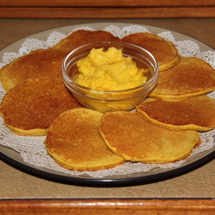 Recipe ORANGE NUT PIKELETS by Priscilla HILL - Recipe of category Basics