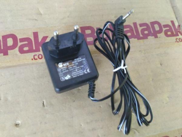 """Jual beli bekas normal adaptor 12v Output 3.5mm audio cable AC 100V-240V to nce plug in axc120v 150e 12.0v 150mA 1.8VA Power   DC Plugtop di Lapak solo2 darma - solo2. Menjual Komponen Elektronik - bekas normal adaptor 12v Output 3.5mm audio cable AC 100V-240V to nce plug in axc120v 150e 12.0v 150mA 1.8VA Power   DC Plugtop - perhatikan foto - output model colokan seperti colokan audio 3.5 mm - normal fungsi bekerja 100% - SELAMA IKLAN MASIH ada tombol/TULISAN """"BELI"""", BERARTI B..."""