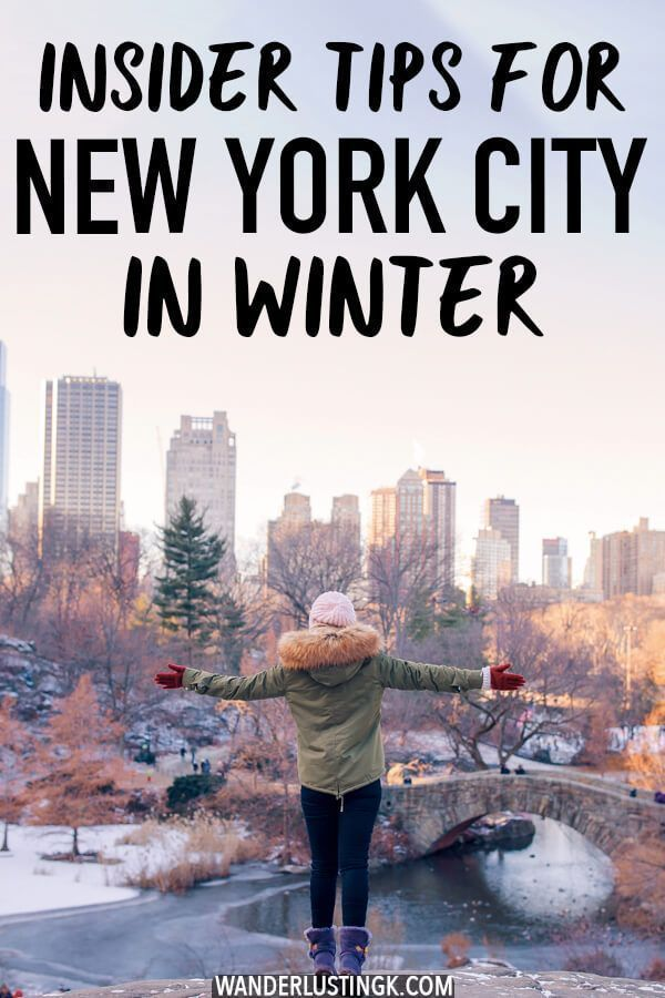 Your insider guide to New York City in winter by a…