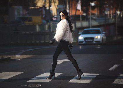 Πώς βλέπει ο φακός ενός άντρα τις γυναίκες στο δρόμο; (Δείτε σε 12 φωτογραφίες) | μοδα , street style | ELLE