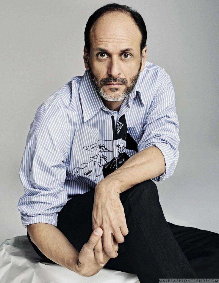Male Fashion Trends: Luca Guadagdino para Vanity Fair Italia por Driu & Tiago