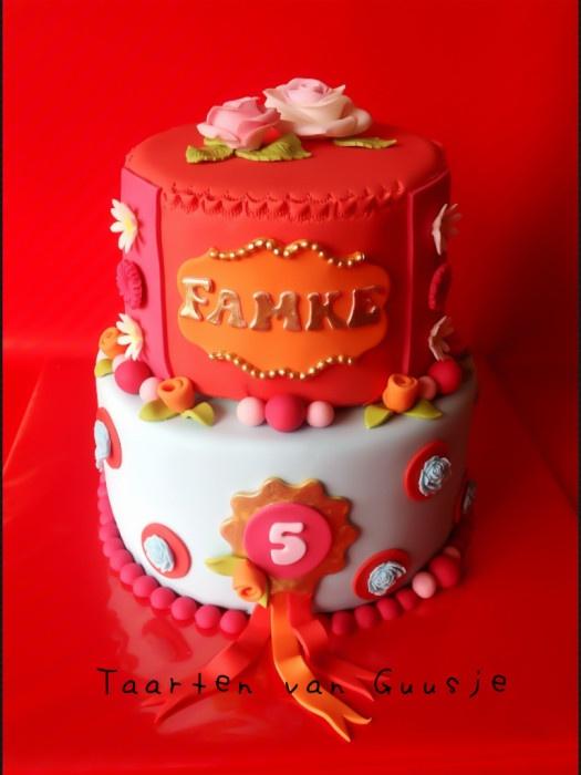 Pip cake by Taarten van Guusje