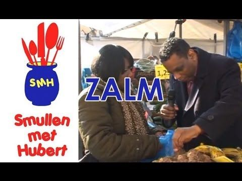Smullen met Hubert: Zalm.