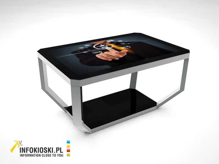 A light take on multitouch table