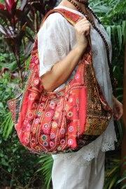 Beautiful LALOOM Banjara bag. See more at www.laloom.com.au