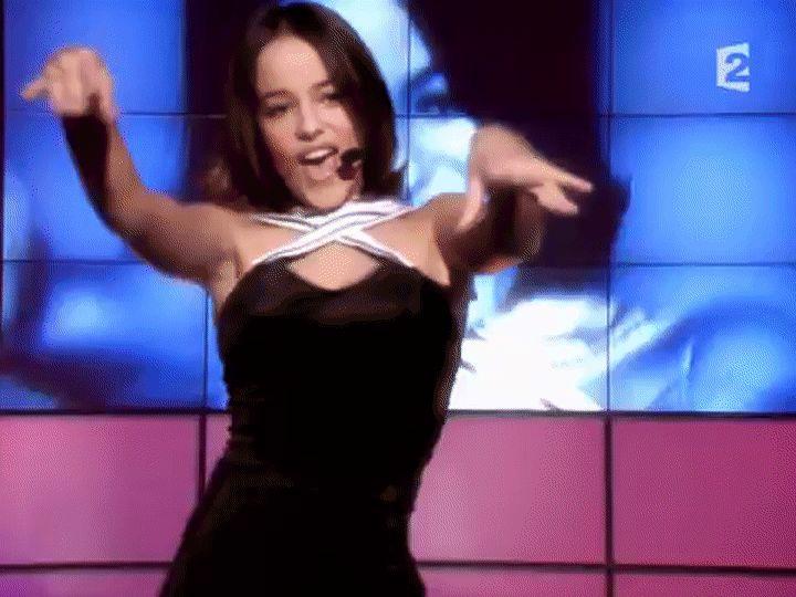 Alizee - J'en Ai Marre (Top of The Pops) HD