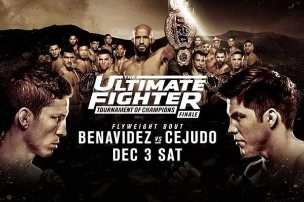 The Ultimate Fighter 24 Finale Fight Card & Start Times - http://www.lowkickmma.com/UFC/the-ultimate-fighter-24-finale-fight-card-start-times/