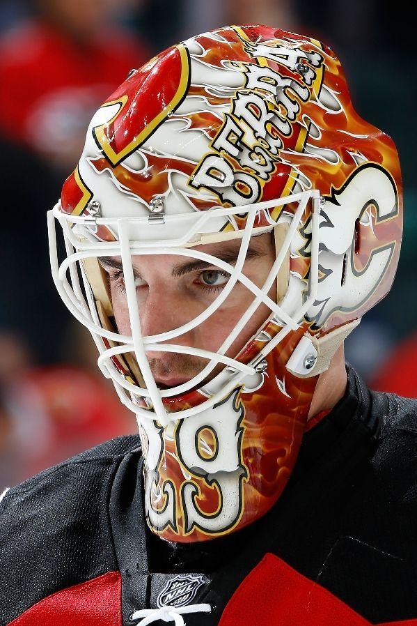 Reto Berra Pictures - Calgary Flames - ESPN