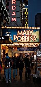 New York City Mary Poppins Ticket, Mary Poppins Tickets NY, NYC Tickets for Mary Poppins